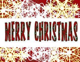 nº 57 pour Christmas card par elitedealsinfo