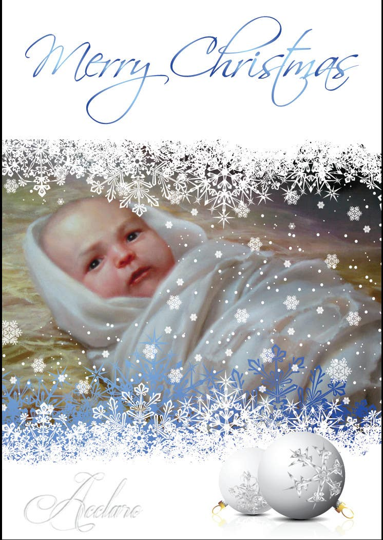 Proposition n°53 du concours Christmas card