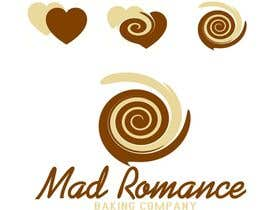 #272 para Design a Logo for Mad Romance Baking Company por Pedro1973