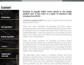 Nro 25 kilpailuun A&C ASSOCIATED SRL | design power point template käyttäjältä abshetewy