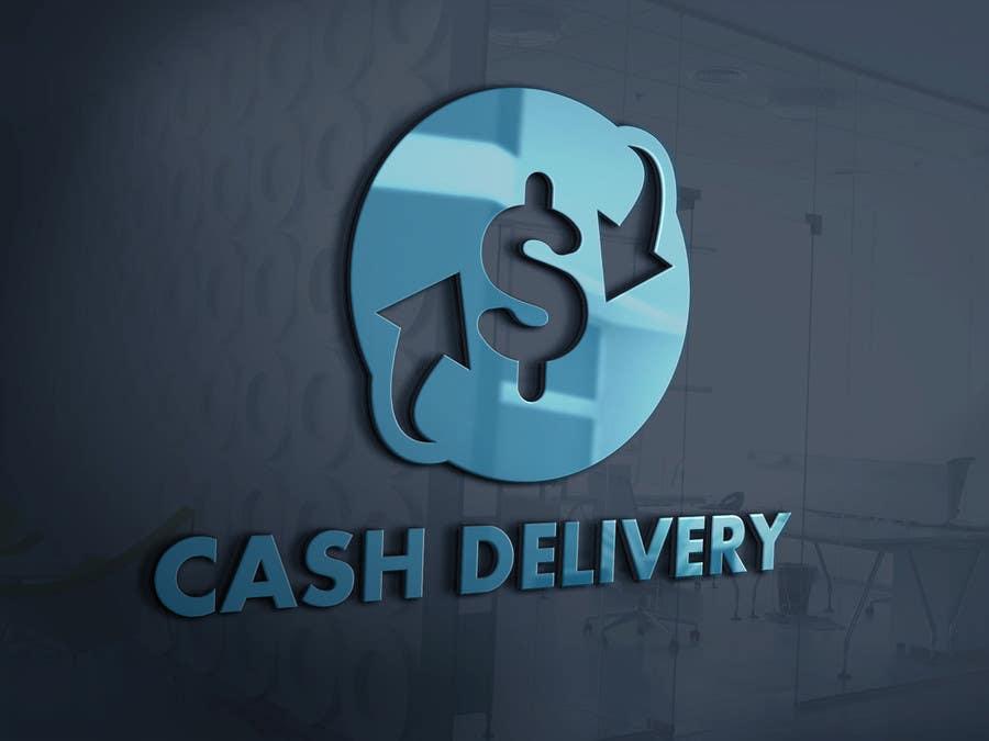 Kilpailutyö #54 kilpailussa Design a Logo for Cash Deliver Business