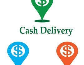 Nro 7 kilpailuun Design a Logo for Cash Deliver Business käyttäjältä kingr8247