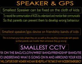 Nro 13 kilpailuun Ideas for smart wearables käyttäjältä karankar