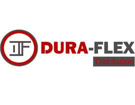 harjeet966 tarafından Design a Logo - COMPANY NAME IS DURA-FLEX Distribution için no 37