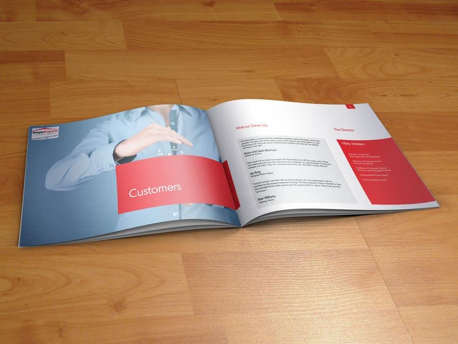 Konkurrenceindlæg #14 for Design a Brochure