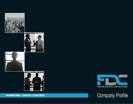 GlowingGraphic tarafından Design a Powerpoint template için no 14