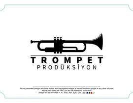 Nro 3 kilpailuun Trompet Prodüksiyon İçin Bir Logo Tasarla käyttäjältä MehrdadPN