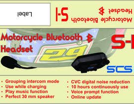 gordan54 tarafından Design package for Motorcycle Bluetooth Headset için no 6