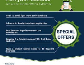 gautam07 tarafından Supplier June Offer - Email Flyer to create için no 15