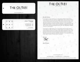 #49 pentru Business Card Design for The Outlet Fashion Company de către F5DesignStudio