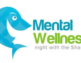 #15 for Design a Logo for Mental Wellness Night with the Sharks! af geniedesignssl