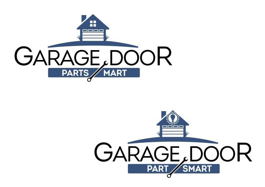 Penyertaan Peraduan #11 untuk Design a Logo for Garage Door Company