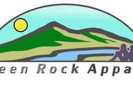 #20 para Design a Logo for Green Rock Apparel por FaheemShahGilani