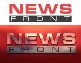 zancdesign tarafından Logo Design For News Portal için no 65
