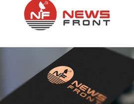 Nro 76 kilpailuun Logo Design For News Portal käyttäjältä ZWebcreater