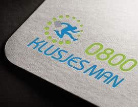 Nro 25 kilpailuun New logo for 0800klusjesman.nl käyttäjältä MdZohan