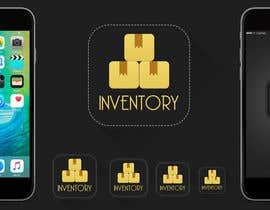 Nro 41 kilpailuun Design an Inventory Icon käyttäjältä sajjidesigner