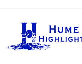 nº 25 pour Design a logo for Hume Highlights par TATHAE