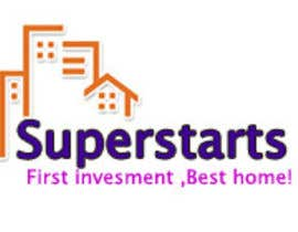 #38 for Logo Design for Superstarts af capekrishna