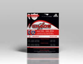 AhamedAntur tarafından Design a Flyer for youth soccer open training için no 5
