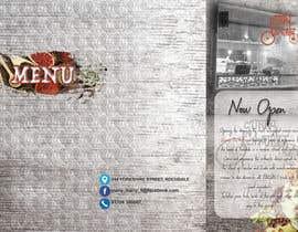 Nro 22 kilpailuun Design a Brochure(A4 FOLDED)  FOR Curry Hurry käyttäjältä begiehimonda