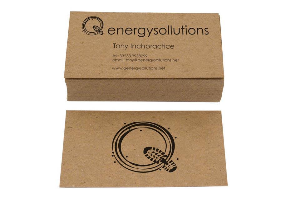 Конкурсная заявка №133 для Logo Design for Q Energy Solutions...more work to follow for the winner