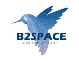 Nro 8 kilpailuun Logo design Space / Colibri käyttäjältä mvojtkov