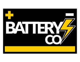 #220 untuk Design a Logo for Battery retail outlet oleh mamarkoe