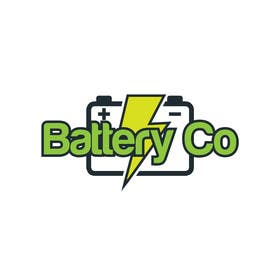 #112 para Design a Logo for Battery retail outlet por SergiuDorin