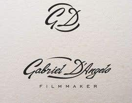 #23 for Hand lettering Filmmaker Logo Design by stolenslipper