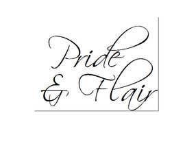 Nro 34 kilpailuun Diseñar un logotipo para la marca de ropa femenina Pride and Flair käyttäjältä eribugui