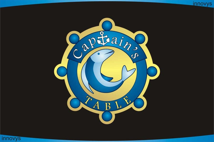 Konkurrenceindlæg #                                        101                                      for                                         Design a logo for the brand 'Captain's Table'