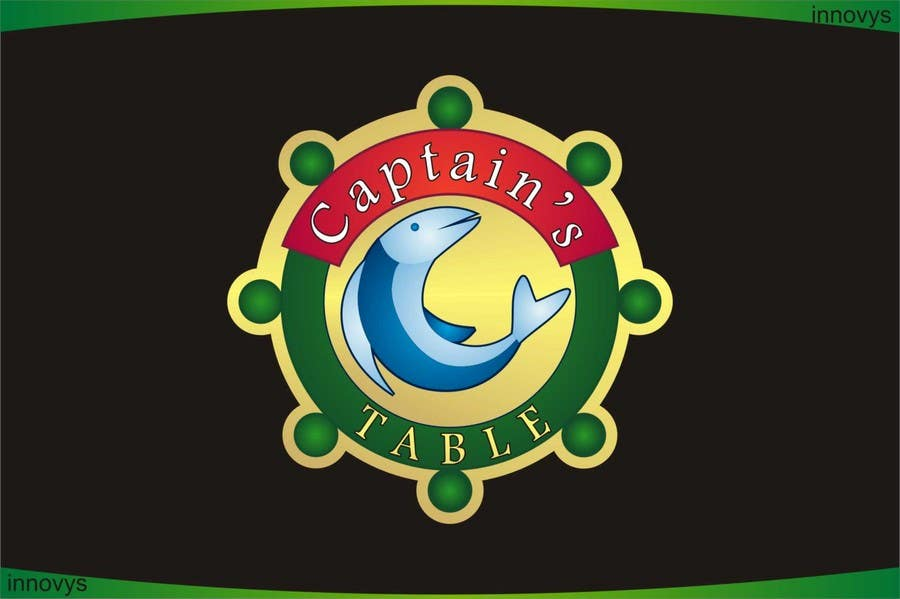 Konkurrenceindlæg #                                        94                                      for                                         Design a logo for the brand 'Captain's Table'