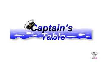 Konkurrenceindlæg #                                        32                                      for                                         Design a logo for the brand 'Captain's Table'