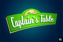 Graphic Design Konkurrenceindlæg #55 for Design a logo for the brand 'Captain's Table'