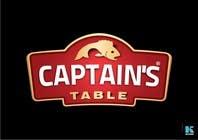 Graphic Design Konkurrenceindlæg #20 for Design a logo for the brand 'Captain's Table'