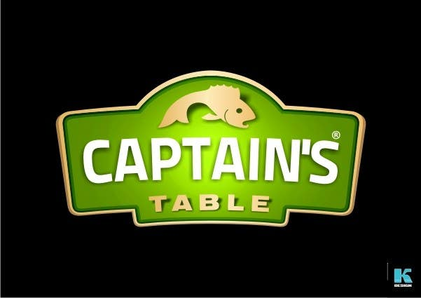Konkurrenceindlæg #                                        21                                      for                                         Design a logo for the brand 'Captain's Table'