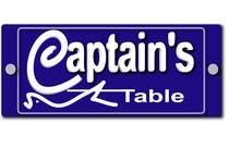 Graphic Design Konkurrenceindlæg #45 for Design a logo for the brand 'Captain's Table'