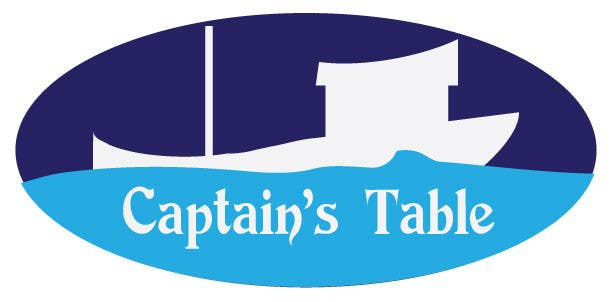 Konkurrenceindlæg #                                        13                                      for                                         Design a logo for the brand 'Captain's Table'