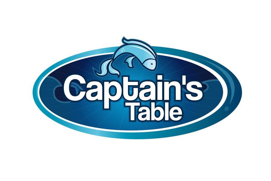 Konkurrenceindlæg #                                        28                                      for                                         Design a logo for the brand 'Captain's Table'