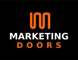 TATHAE tarafından Design a Logo for 'Marketing Doors' - Marketing Company için no 31