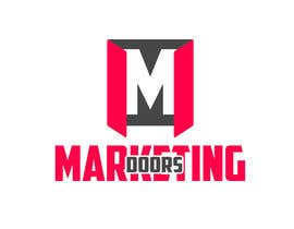 #25 for Design a Logo for 'Marketing Doors' - Marketing Company af blesson102