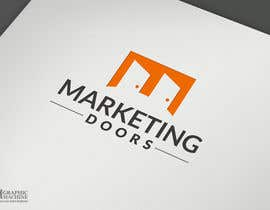 #35 for Design a Logo for 'Marketing Doors' - Marketing Company af manuel0827