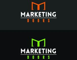 prateekrpatil tarafından Design a Logo for 'Marketing Doors' - Marketing Company için no 48