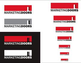 #13 for Design a Logo for 'Marketing Doors' - Marketing Company af MatK9
