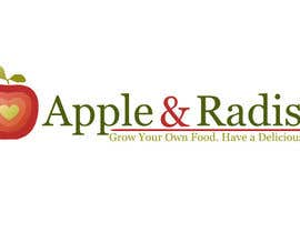 "#3 for Design a Logo for ""Apple & Radish"". Need urgently by smile4andrey"