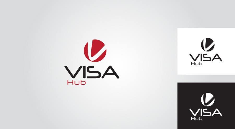 #74 for Logo Design for Visa Hub by ngnn
