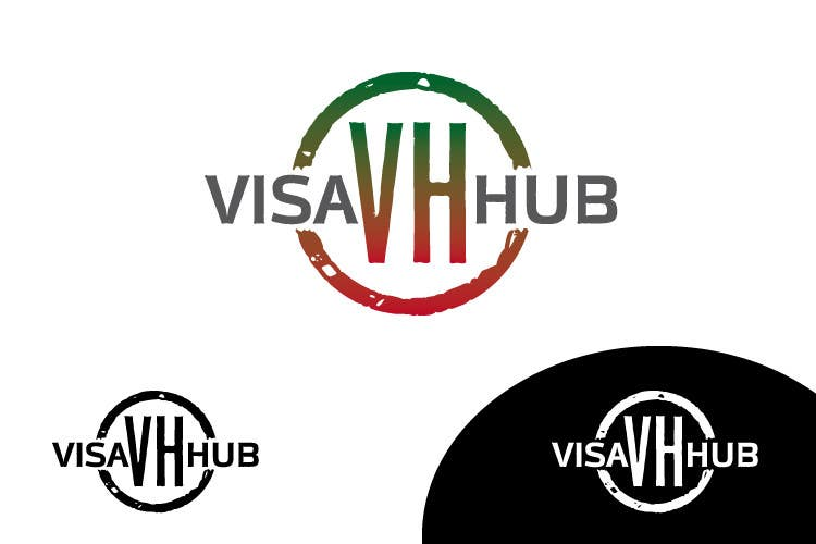 Konkurrenceindlæg #                                        32                                      for                                         Logo Design for Visa Hub
