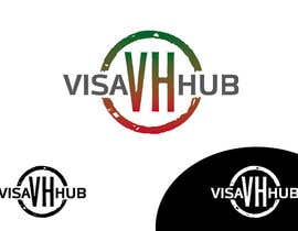 #32 для Logo Design for Visa Hub от hoch2wo
