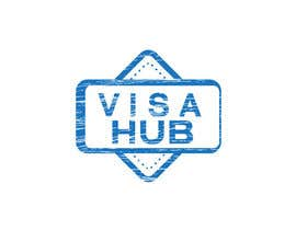 #121 for Logo Design for Visa Hub by pupster321